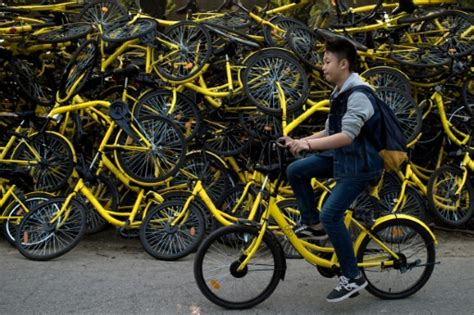 china scrambles to bike chaos