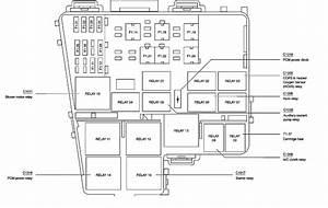 Underhood Fuse Box Diagram 1997 Ford Thunderbird  U2022 Wiring