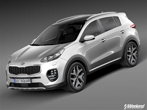 Kia Sportage 2016 Hd Wallpapers Free Download