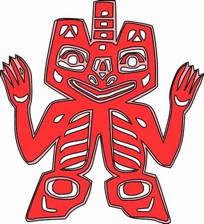 Indian Symbols Symbol American Native Clip Vector