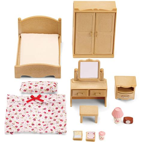 calico critters parent s bedroom set amazing toys