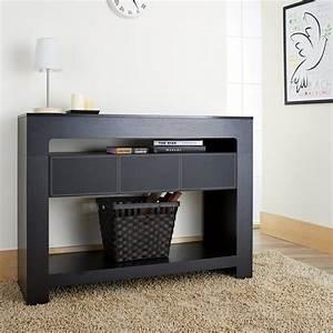 Console Meuble But : console meuble d entree ~ Teatrodelosmanantiales.com Idées de Décoration