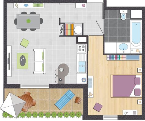 cuisine à l américaine la qualité d 39 un appartement repose en grande partie sur
