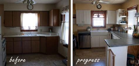 home kitchen revamp   budget