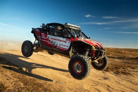 SLR Honda Continues Win Streak in Baja 1000 - Motor Sports ...