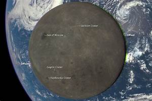 A NASA Satellite Sees the 'Dark Side' of the Moon Crossing ...