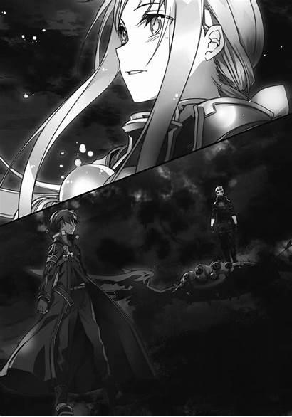 Kirito Asuna Sword Alice Alicization Zuberg Sao