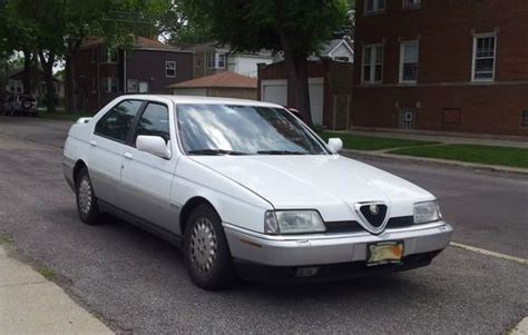 Buy Used 1994 Alfa Romeo 164 Ls Sedan 4-door 3.0l In