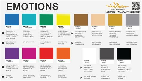 do colors an effect on s emotions effects of color on emotions home design