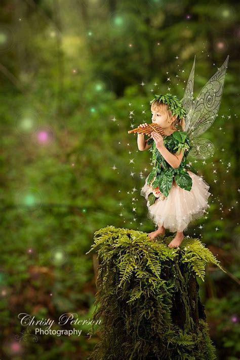 girls peach fairy costume size   leaf shirt  tutu