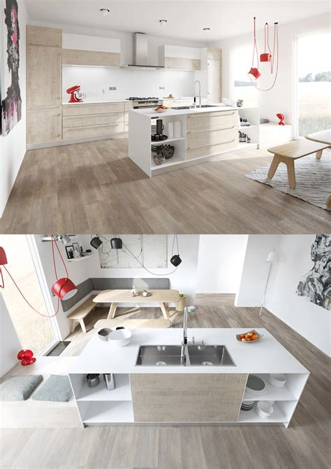 design your home with room visualizer 20 sleek kitchen designs with a beautiful simplicity