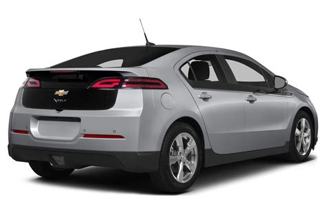 2015 Chevrolet Volt - Price, Photos, Reviews & Features