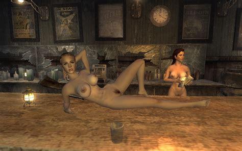 Fallout New Vegas Nude патчи для игр