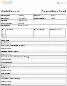 free printable meeting minutes templates new calendar With taking minutes in a meeting template