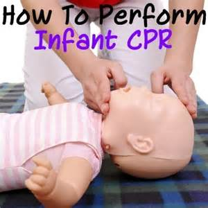 How to Do CPR On Infant