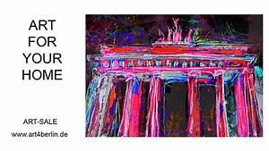Große Bilder Auf Leinwand : abstrakte kunst art4berlin kunstgalerie onlineshop ~ Lateststills.com Haus und Dekorationen