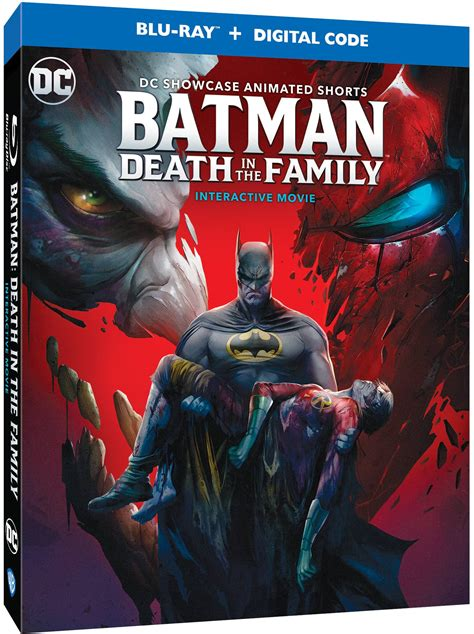 Batman Death in the Family Movie Review: An Ambitious ...