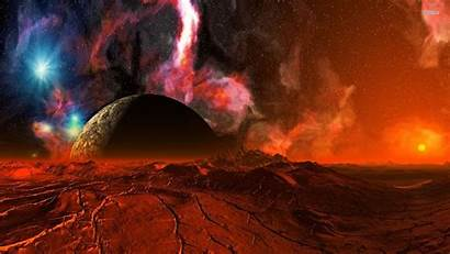 Mars Surface Wallpapers Cool Martian Backgrounds Wallpapersafari