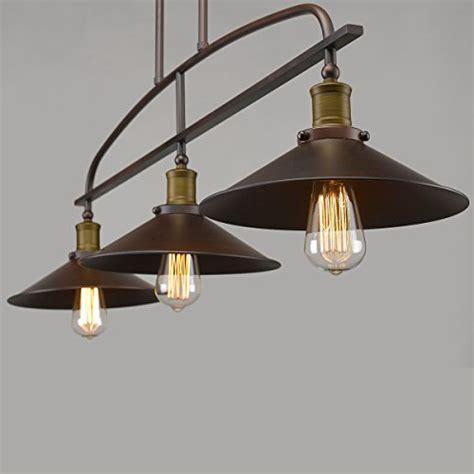 vintage pendant lights for kitchens yobo lighting antique kitchen island pendant 3 light