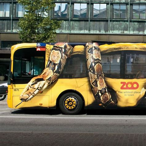 bus art guerilla ads public transportation  style urbanist