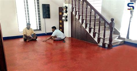 importance  red oxide flooring