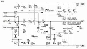 Ahuja 250w Amplifier Circuit Diagram