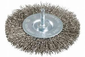 Edelstahldraht 3 Mm : rundb rste 75x0 3 mm 6 mm edelstahl gewellt 630550000 metabo elektrowerkzeuge ~ Orissabook.com Haus und Dekorationen