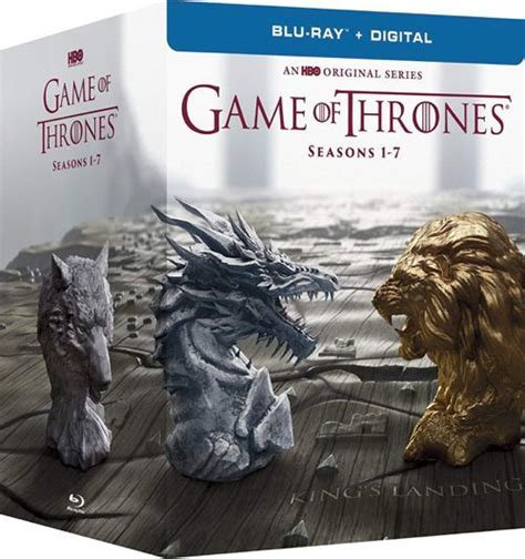 game  thrones blu ray box set   huge amazon prime