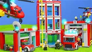 Aufbewahrungsbox Für Lego : lego feuerwehrmann feuerwehrauto mehr spielzeugautos f r kinder unboxing episode deutsch ~ Buech-reservation.com Haus und Dekorationen
