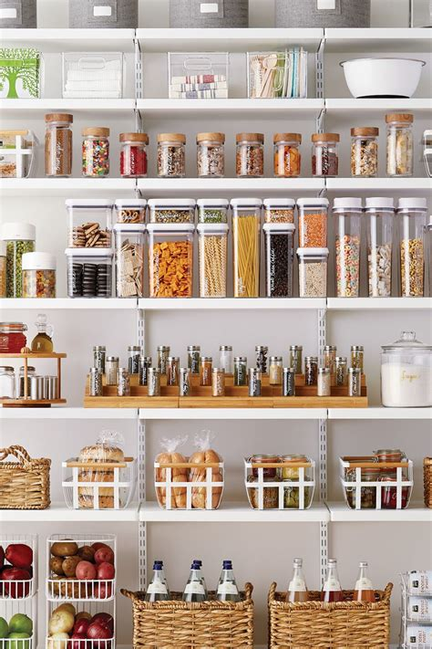 Storage Pantry by Kitchen Refresh Pantry Let S Get Organized Kitchen