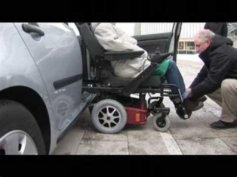 handi mobil adaptation de si 232 ge v 233 hicule pour handicap 233 s qui devient fauteuil roulant