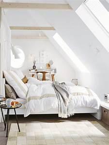 Unterm Dach Schlafzimmer Mit Schrgen Einrichten
