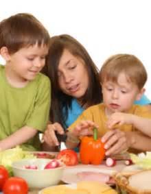 cuisiner avec les enfants pour le meilleur et