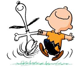 Charlie Brown Happy Dance