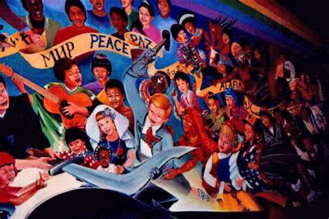 Denver International Airport Murals Explained by Analysis Of The Occult Symbols Found On The Bank Of