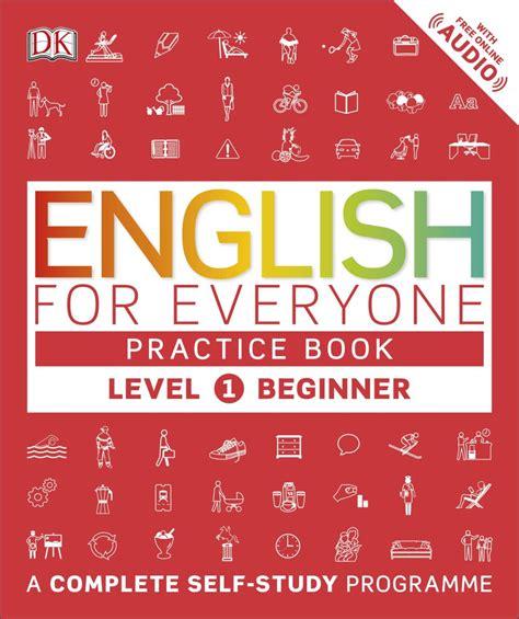 english   practice book level  beginner dk uk