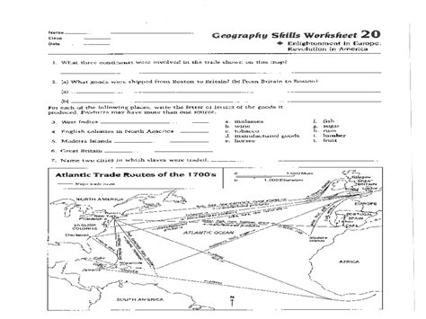 worksheet 8th grade geography worksheets hunterhq free