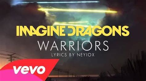 User Blogbig Brother 99warriors  Imagine Dragons Lyrics