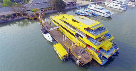 bounty cruise bali wisata kapal pesiar mewah  nusa