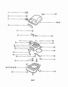 Wiring Diagrams Sanitaire Vacuum Parts Diagram
