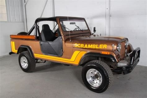 vintage jeep scrambler jeep scrambler on pinterest jeep cj jeeps and jeep cj7