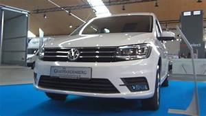 Volkswagen Caddy Maxi Confortline : volkswagen caddy maxi comfortline 2 0 tdi 75 kw 5mt combi van 2018 exterior and interior youtube ~ Medecine-chirurgie-esthetiques.com Avis de Voitures