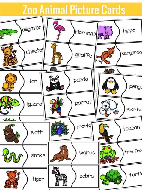 zoo animals activity and education to the 143 | df04c547d13d6ce30bc77836be4ac0be zoo animal activities children activities