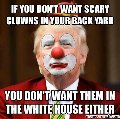 Clown Memes - scary clown sighting