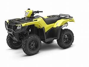 Honda Announces More 2017 ATVs
