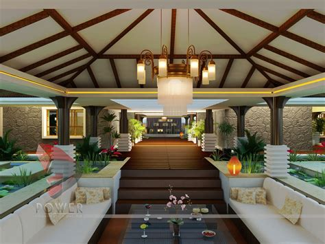 Design Interior And Exterior by Bungalow Front Elevation Rendering Modern Bungalow