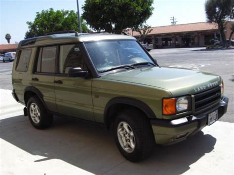 best auto repair manual 2000 land rover discovery interior lighting purchase used 2000 land rover discovery series ii 4 0l very clean 2 owners service records in