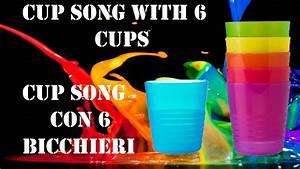 Cup Song Youtube : tutorial ita cup song con 6 bicchieri luca marini youtube ~ Medecine-chirurgie-esthetiques.com Avis de Voitures