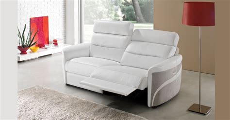 canapé convertible relax borneo canapé version fixe relaxation ou convertible lotus personnalisable sur univers du cuir
