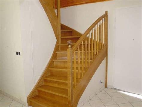 prix escalier 2 4 tournant escaliers deparis 77 escaliers en bois sur mesure ile de